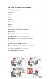 english teaching worksheets manners english worksheets good manners