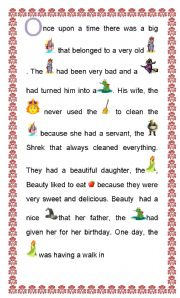 Once upon a time esl worksheet by claudiafer english worksheet once upon a time ibookread ePUb