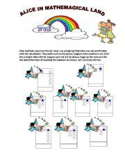English Worksheets: Abacus Worksheet