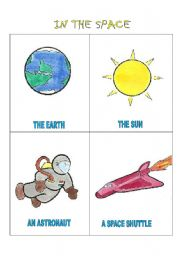 printable solar system flash cards - photo #32