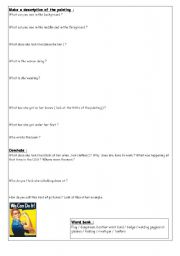 English Worksheets: Rosie the Riveter 2/2