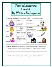 Famous Literature: Hamlet