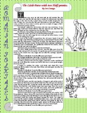 English Worksheets: Romanian folktales