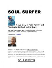 soul surfer essays On pinterest | see more ideas about bethany hamilton, soul surfer and shark  attacks  a quote from michael phelps in my college essaysi'm not going to say  it.