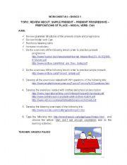 English worksheet: VIRTUAL WORK