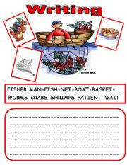 English Worksheets: WRITING 2