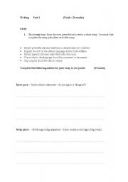 Super Teacher Worksheets Review: Persuasive Writing | The ESL Review