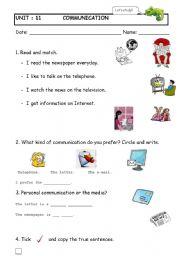 Worksheets Communication Worksheet means of communication worksheet by rebecacristina communication