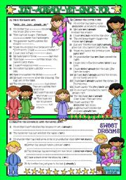 English Worksheets: JUST - ALREADY - YET - SINCE - FOR