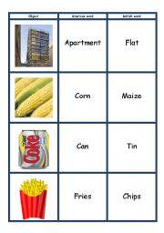 british english vocabulary list pdf