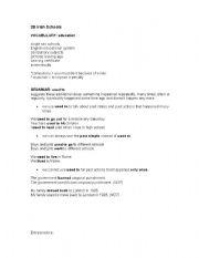 English Worksheets: Lesson 2 Pre-intermediate Straightforward