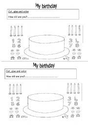 english teaching worksheets birthdays. Black Bedroom Furniture Sets. Home Design Ideas
