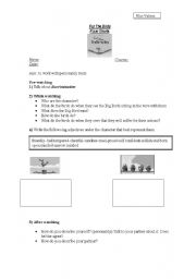 English Worksheets: For the birds