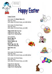 Images of Easter Songs For Kids - Happy easter day