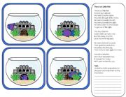 Where is the Fish Swimming? Preposition Memory Cards Part 1 of 2 with Additional Activities