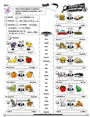 English Worksheet: Grammar Focus Series_16 Comparatives (Fully Editable + Key)
