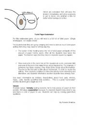 English Worksheet: ICEBREAKER ACTIVITY.
