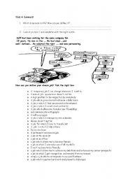 English Worksheets: Staff Management