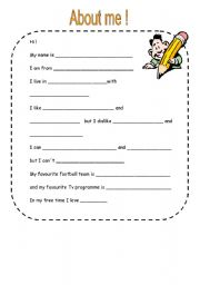 English Worksheets: guided story writing and speaking