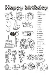 english exercises age birthdays months ordinal numbers. Black Bedroom Furniture Sets. Home Design Ideas