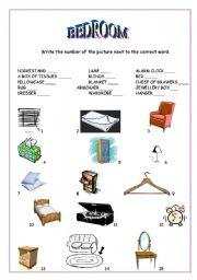 Bedroom Furniture Names On Bedroom Furniture