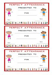 English Worksheets: certificate