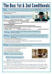 English Worksheets: Worksheet on the movie