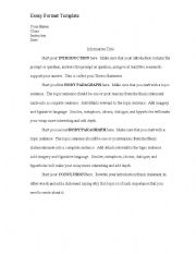 write an essay union is strength