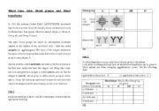 English Worksheets: Blood types