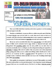 English Worksheets: your ideal partners