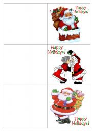 Christmas Cards & Seasons Greetings