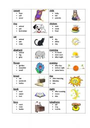 English Worksheets: Taboo 2 (2/8)