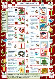 Christmas words Quiz II