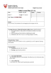 English Worksheets: population growth