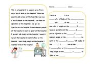 English Worksheets: Guided writing 2 for grade 2