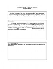 english teaching worksheets writing essays. Black Bedroom Furniture Sets. Home Design Ideas
