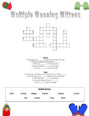 math worksheet : english teaching worksheets meaning : Multiple Meaning Worksheets