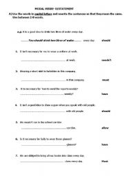Restate The Question Worksheet - Bloggakuten