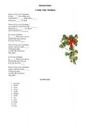 Michael buble the christmas song lyrics