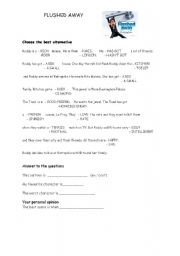 film and television worksheet Here you can find worksheets and activities for teaching movies to kids comedy movies drama movies film reviews cinema and television worksheets.