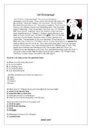 English Worksheets: multiple choose