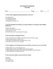 english teaching worksheets other listening worksheets. Black Bedroom Furniture Sets. Home Design Ideas
