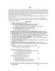 English Worksheets: exercises