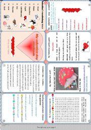 My valentine day minibook n°2