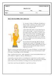 Alphabet Recognition Worksheets - Free English Worksheets for Kids ...