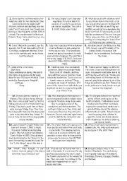 English Worksheets: author�s pupose