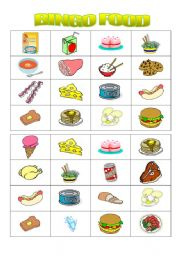 bingo food (3rd part)