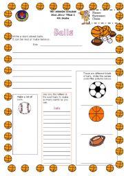 Basketball Worksheet - Twisty Noodle