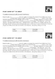 English Worksheets: Movie Session
