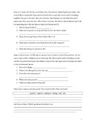 Printables Short Story Questions short stories with questions scalien english worksheets page 6